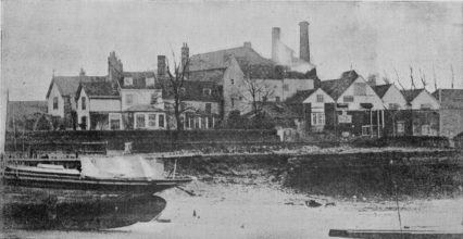The Cliff Brewery prior to 1894